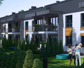 Legionowo Olszankowa Park Apartaments, Apartamenty Bezczynszowe, Parter 75 m2 + Ogród