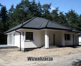 Olszewnica Stara, Leśny Zakątek, Dom B15, 122m2, Działka 800m2