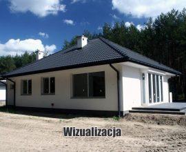 Olszewnica Stara koło Chotomowa, Leśny Zakątek - Dom B13, 122m2, Działka 800m2