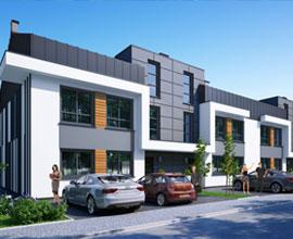 Legionowo Olszankowa Park Apartaments, Apartamenty Bezczynszowe, Piętro 75 m2 + Poddasze