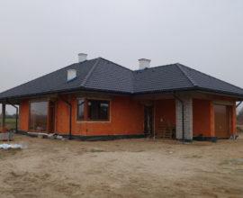 Skrzeszew k/Chotomowa ul. Szkolna Etap II - Dom 128 m2 i działką 906 m2. Pierwsze domy już sprzedane!