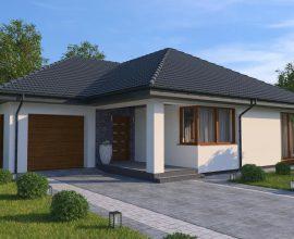 Brzozowe Wzgórza - Olszewnica Stara k/Chotomowa Dom Typ Platinium 132m2 działka 800