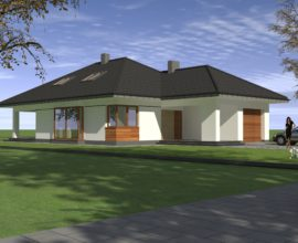 Nowa Inwestycja przy ul. Długiej w Olszewnicy Starej k. Chotomowa! 15 budynków pow. użytkowa ok.100 m2 !