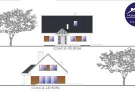 OSIEDLE PRZY UL. FAMILIJNEJ W SKRZESZEWIE K/CHOTOMOWA- 5 Budynków 2-kondygnacyjnych z bezpośrednim dostępem do lasu!